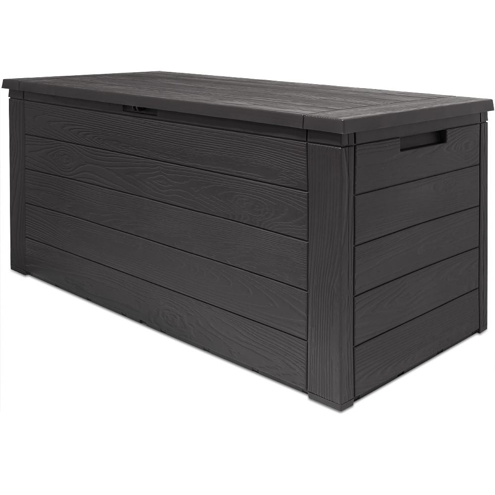 Gartenbox in Holzoptik – NEU