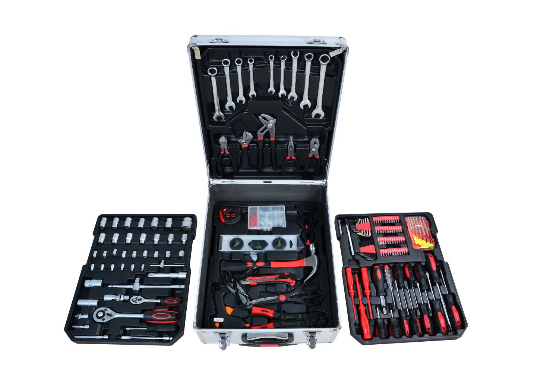 Werkzeugkoffer 457-teilig
