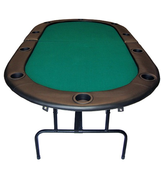 Klappbarer Pokertisch – NEU