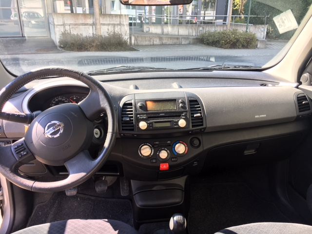 Nissan Micra 1.4 l
