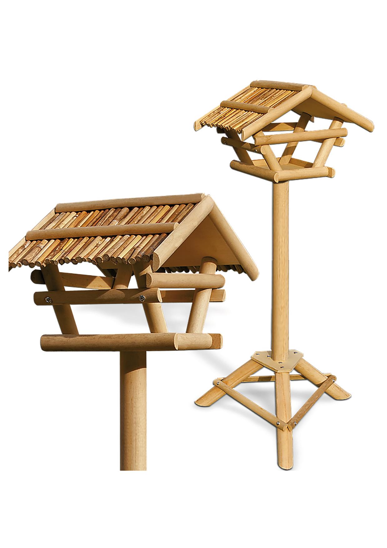 Neu – Bambus Vogelhaus