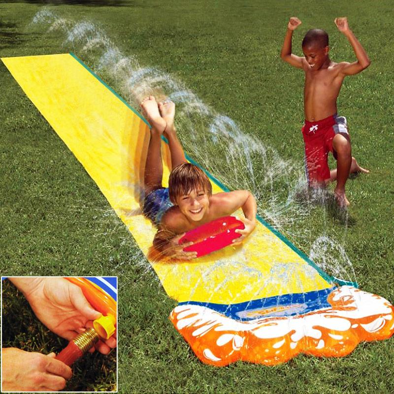 Neu – Wasserrutschbahn