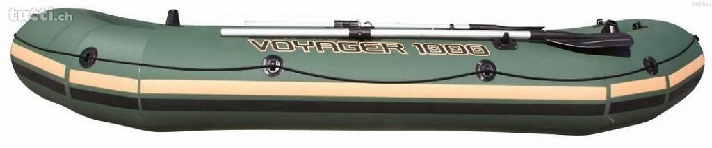 NEU: Schlauchboot Voyager 1000